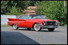 S19.1 1961 Chrysler 300G Hardtop  Photo 1
