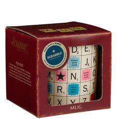 Scrabble Alphabet Mug #love