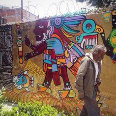 NeoMexicanismos - arte urbano