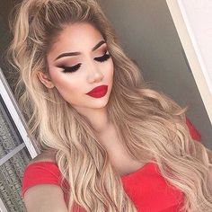 Credits by 😍 Follow: ♥ @videosthegirl 👄 Sigam: ♥ @videosthegirl 👄 ⠀⠀ ⠀ ⠀ ♥ @videosthegirl 👄 ⠀⠀⠀ ⠀ ⠀⠀⠀ ⠀ - Also Follow:@makeupfashio.n  #makeup #perfect #inspiration #maquiagem #instablog #likeforlike #happy #yummy #instagood #moda #fashion #tutorial #blogger #bomdia #fashion #moda #followme #nice #hairstyle  #instagram #tutoriais #style #cupcake #nail #follow #love #dica #videotutorial #colorful