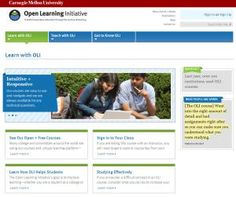 Take college-level classes online for free at the Online Learning Initiative.