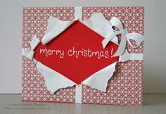 Happy Stamping Designs: Merry Christmas!