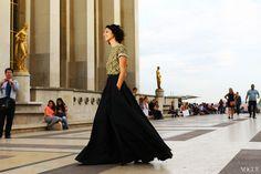 Street Style: Paris Fashion Week Spring 2014 -