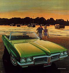 1970 LeMans Sport Convertible