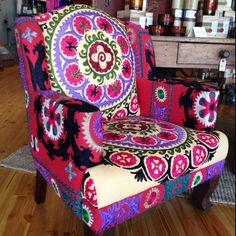 Coolest chair I've seen! Aspen Bay store, Starkville, MS