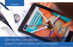 TS is the app the helps surgeons learn how to make better decisions.