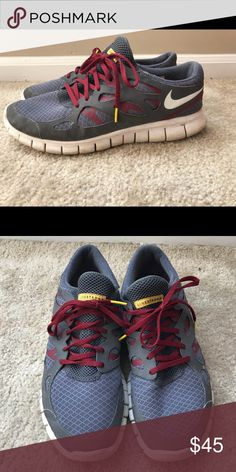6d249d6e5fa Shop Men s Nike Gray Gold size 13 Athletic Shoes at a discounted price at  Poshmark.