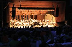 Celebrate the Orchestra. Photo by Josh Morell #brittfestivals #classical #mahler