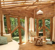 Slip into this eco bamboo home and fully immerse yourself in the natural ambiance of Bali. Booking this Hideout Lightroom, the second installment from the team behind Hideout Bali, will guarantee two things: the perfect nature lounge and...