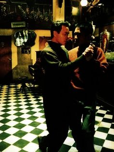 Happy Together - Leslie & Tony Leung Tango Chungking Express, Leslie Cheung, Cinema Theatre, Indochine, Happy Together, Cinema Movies, Film Aesthetic, Film Books, Series Movies