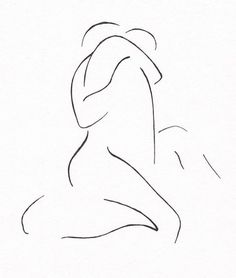 Hand Drawing Easy hand drawing This image has . Easy Hand Drawings, Pencil Art Drawings, Art Sketches, Minimal Art, Minimal Drawings, Couple Drawings, Love Drawings, Croquis Couple, Romantic Artwork