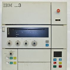 "#TBT: IBM System/3 ""Small Business Computer"" - the most significant IBM product announcement since the IBM System/360 in 1964. More info: http://ibm.co/1OdwNbp"