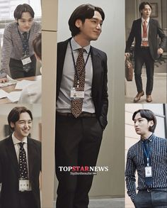 Misaeng: The different looks of Byun Yo Han