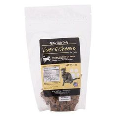 Liver and Cheese Cat Treats (4 oz) *** Want to know more, click on the image. (Amazon affiliate link)