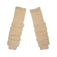 TopTie Baby Leg Warmer Toddler Girl Leg Warmers, Flounce Style (Price/Pair)