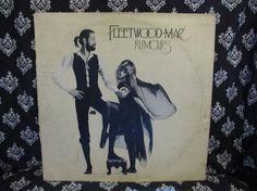 Fleetwood Mac Rumours Album Record LP