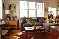 Thomas's Modern Minimalist Home — House Tour | Apartment Therapy