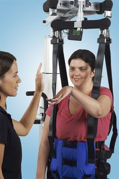 FreeDome | This accessory allows the patient/user to freely rotate in place beneath the yoke while remaining securely supported by the LiteGait harness. Enter our #LiteGaitRaffle at #APTACSM Booth 710 & 711 to win one of your own!>>> See it. Believe it. Do it. Watch thousands of spinal cord injury videos at SPINALpedia.com