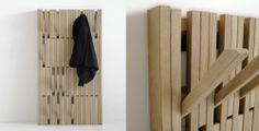Kapstok 'Piano' by Patrick Seha for FELD design