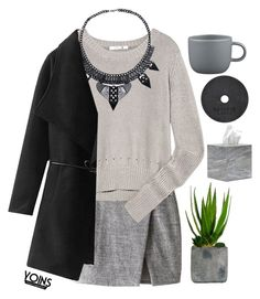 """""""#Yoins"""" by credentovideos ❤ liked on Polyvore featuring T By Alexander Wang, Laura Ashley, Pigeon & Poodle, CB2, women's clothing, women, female, woman, misses and juniors"""