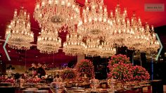 gourgeous! Royal Indian Wedding, Wedding Decorations, Wedding Ideas, Youre Invited, House Party, Lovely Things, Ceilings, Decorating Tips, Party Time