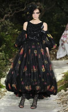 Paris Haute Couture: Chanel spring/summer 2013 in pictures