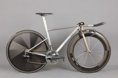 (Sick!) Naked Steel TT Bike (Finely Crafted By Rob English) |