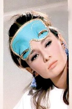 Tassel Ear Plugs - Audrey Hepburn in Breakfast at Tiffany's
