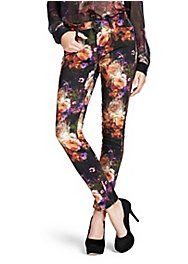 Skinny Jean No. 61 – Animal Paisley Print | GUESS by Marciano