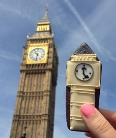 Go inside Big Ben. (The London bucket-list for new Londoners or London lovers.
