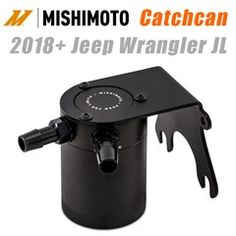 2018-2019 Jeep Wrangler JL 3.6L Catchcan by Mishimoto Jeep Performance Parts, Used Jeep Wrangler, Jeep Parts, Chrysler 300, Jeep 4x4