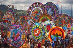 kite festival guatemala - Google Search