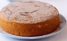 This moist tea cake has a spicy sugar surprise on the top. Super quick to make, 30 mins to bake and all with pantry ingredients - perfect! Apple Tea Cake, Cinnamon Tea Cake, Lemon Tea Cake, Easy Cake Recipes, My Recipes, Sweet Recipes, Homemade Tea, Homemade Cakes, Food Cakes