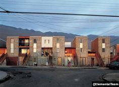 Le Courrier de l'Architecte   Elemental Team : Logement Social Dynamique sans la Dette