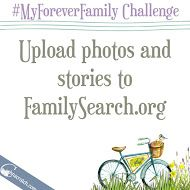 Check out this family history challenge!