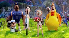 'Cloudy with a Chance of Meatballs 2' Theatrical Trailer