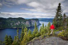 5 randonnées à faire dans la magnifique région du fjord - Saguenay-Lac-Saint-Jean, Parc national du Saguenay