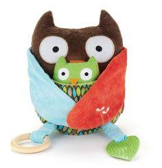 Activity Hug & Hide Owl - Skip Hop   ref. G-190844   Paradisio