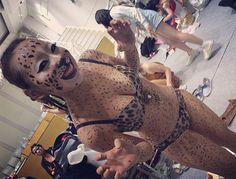 昨日のビューティーショー「Galadear」の写真✨ラ・セーヌブランシュで行いましたー♪ 可愛い女豹発見!!B2Aらしい素敵なショーでした!…