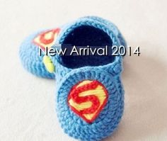 ON SALE Handmade Crochet Baby Shoes Knitting Baby by Evanplus