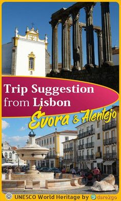 Trip to Evora | Evora in Alentejo, Portugal | Chapel of Bones in Portugal | Capela dos Ossos in Évora | Sightseeing Lisbon | Trip from Lisbon | World Heritage Portugal |What to see in Alentejo | Beja in Alentejo | Roman Temple in Évora | Megalithic Stones in Portugal | Almendres Cromlech | What to do in Évora |Travel Tips Portugal | Museum Beja in Portugal | Cork forest Portugal | #traveltip #travelideas #Portugal #culturaltravel #WorldHeritage #Evora #Alentejo #roadtrip #dare2go