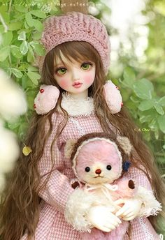 #bjd #dolls # pretty bjd