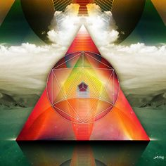 ∆ : We are All One - Jetters Visions / Jetters Visions / Jetter Green /  / Sacred Geometry <3