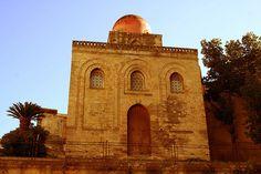 Palermo - architettura araba - La Martorana #TuscanyAgriturismoGiratola