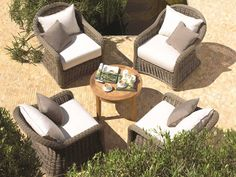 le sud loungeset denia altea - 6-delig | leen bakker | tuin, Gartenmöbel