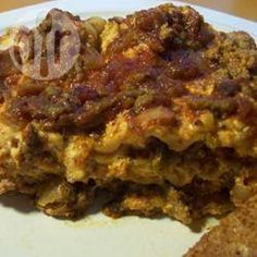 Easy Lasagne in the Slow Cooker @ allrecipes.com.au