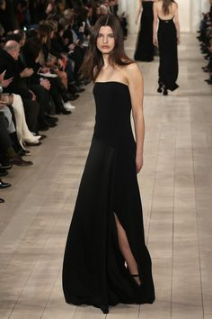 Ralph Lauren Fall 2015 at New York Fashion Week | stylebistro.com