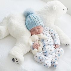 Newborn Baby Pillow Polar Bear Animal Shaped Soft Cushion Childrens Room Decoration Doll Kids Plush Toys Sleep Support Headrest >>> Visit the image link more details. (This is an affiliate link) So Cute Baby, Baby Kind, Baby Love, Adorable Babies, Cute Baby Pictures, Newborn Pictures, Pictures Of Babies, Couple Pictures, Family Pictures