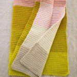 Crocheted Super Easy Baby Blanket