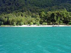 Lago Todo  los Santos , Sur de Chile